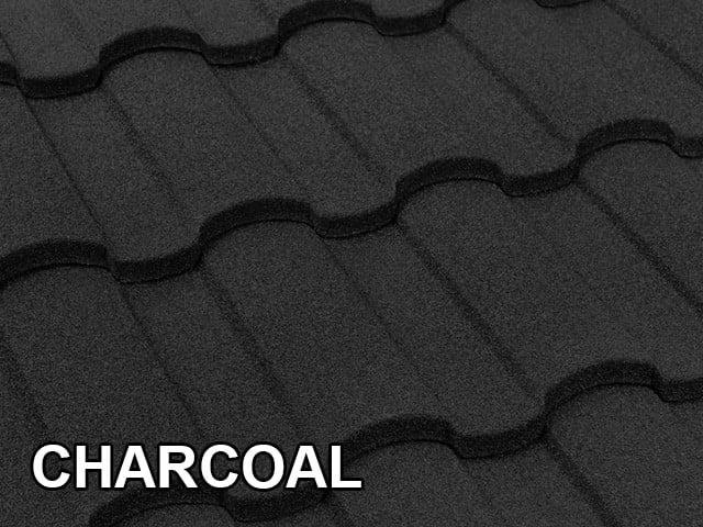Okno-dach Tilcor Charcoal Antica