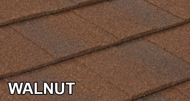 Okno-dach Tilcor Shingle Walnut
