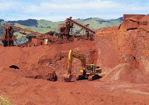 wydobycie minerałów posypki tilcor